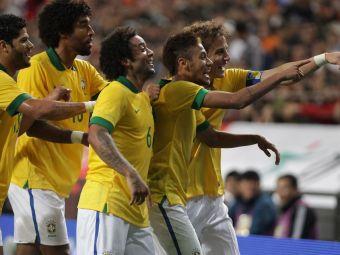 FOTO   Ultima nebunie a brazilienilor, inainte de Mondial! Neymar si Dani Alves vor zbura cu un avion UNIC! Cum arata: