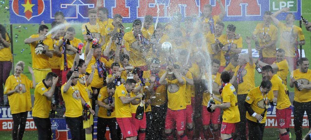 "N-AU FACUT NIMIC! Reghe acuza: ""Nu s-a transferat nimic pentru Liga!"" Steaua ramane in doar 4 titulari:"