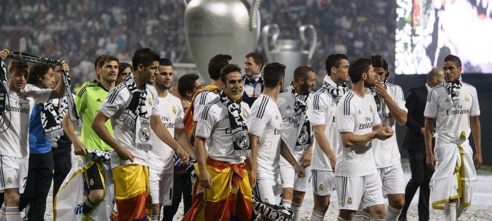 ACUM IN SPORT | Primul transfer galactic al lui Real Madrid dupa castigarea Champions League! Pe cine a cerut Ancelotti de urgenta