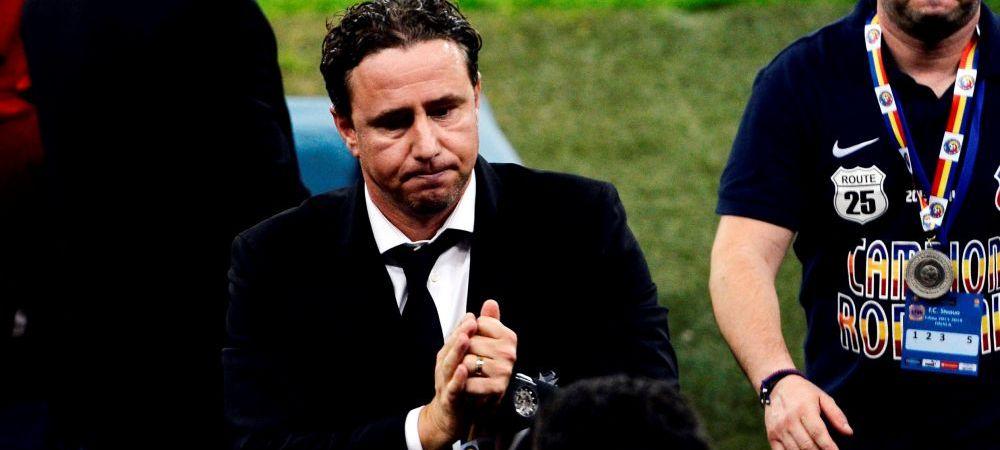 """M-am despartit de Steaua, am platit rezilierea!"" Cum s-a terminat ultima discutie la telefon intre Reghecampf si Gigi Becali"