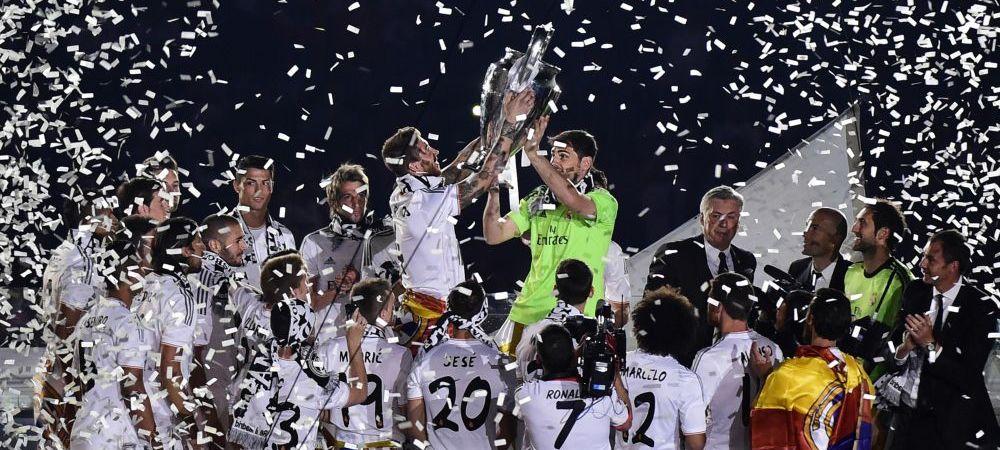 Imagini NEDIFUZATE! :) Ce s-a intamplat la o nunta dupa golul lui Sergio Ramos din finala Ligii