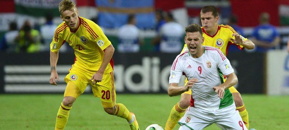 Adversarele Romaniei joaca la Sport.ro | Piti ii studiaza pe unguri miercuri seara, de la 21:00!