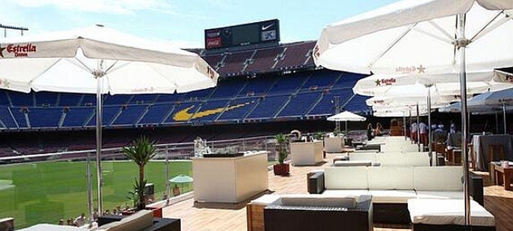 """""""TE... RASA"""" cu gura cascata :) Cum s-a transformat Camp Nou la 2 saptamani de la terminarea sezonului in Spania. FOTO"""