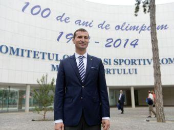 """""""Strategia mea este pe 10 ani!"""" Cine e omul care va detine puterea absoluta in sportul din Romania incepand de astazi"""