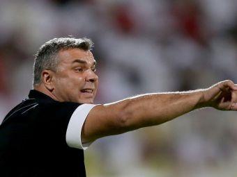 Cosmar pentru Cosmin Olaroiu in Emirate. Ce veste a primit din partea TAS, dupa scandalul cu Al Ain