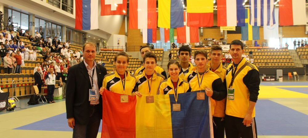 Romania a castigat 7 medalii la Campionatul European de Jiu-Jitsu! Nora Dawoud a facut senzatie! A castigat 2 medalii