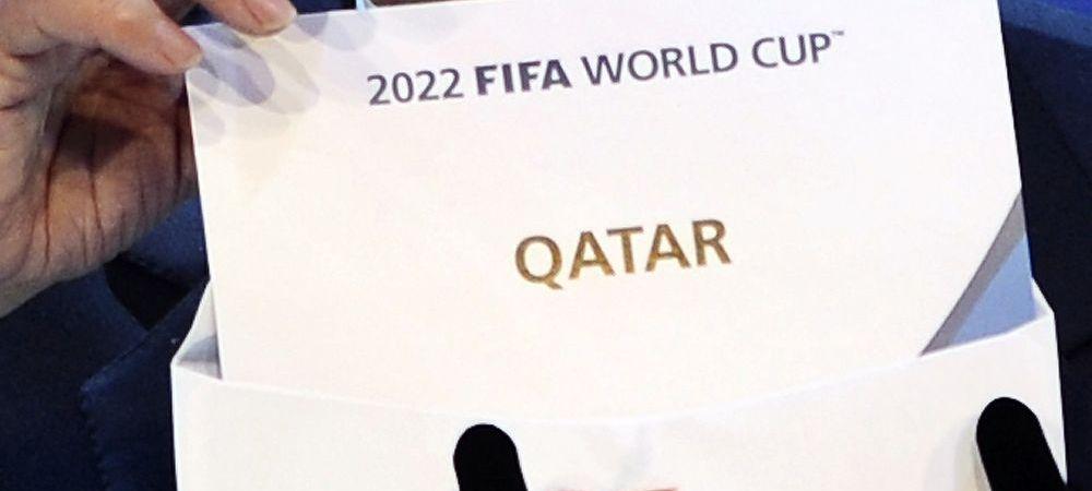 FIFA nu se astepta la una ca asta! Oficialii din Qatar au stabilit reguli INCREDIBILE pentru fanii ce vor veni la Mondial in 2022