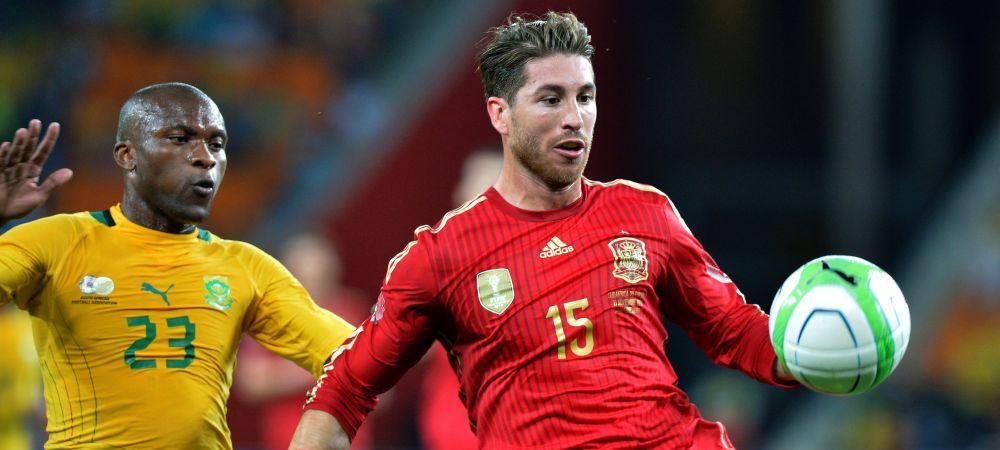 INCREDIBIL! Spania a fost pusa sa isi schimbe echipamentul inainte de Cupa Mondiala! Ce i-a deranjat pe cei de la FIFA