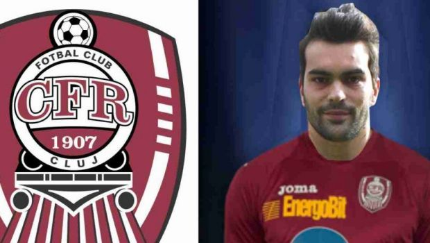 Primul transfer de Europa League facut azi de CFR! Ce jucator au luat din Portugalia. I-au pus in Photoshop tricoul oficial