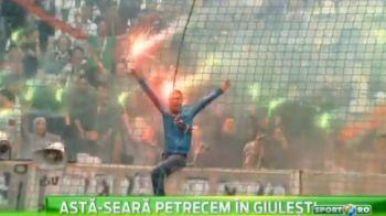 """Sarbatoare pe Giulesti la 75 de ani de la primul meci pe stadion: """"Nu fuzionam, fanii ne-ar iubi mai mult si in liga a 8-a!"""""""