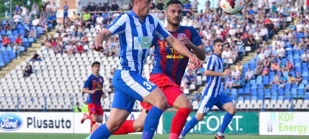 Craiova are echipa in Liga 1 dupa 3 ani! Craiolguta asteapta de la UEFA dreptul de a juca in Liga 1