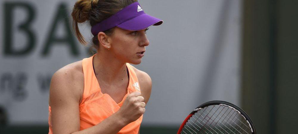 """ANALIZA CTP: """"In tenis, asa ceva se numeste RESPECT!"""" Cine e """"monstrul"""" care i-ar putea distruge visul Simonei la Roland Garros"""
