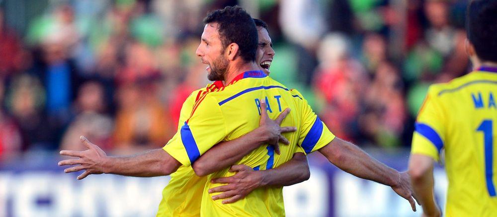 """""""E enervant de tanar!"""" Ce reactie a avut Rat, omul cu primul gol dupa 10 ani la nationala, cand l-a vazut pe Manea de la Viitorul"""