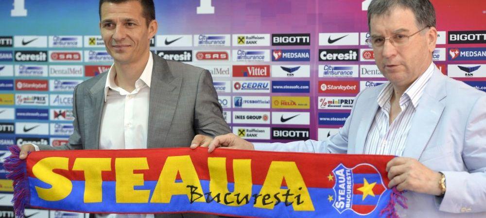 Steaua ii face cinste lui Galca cu amicale 'de castigat'! Programul meciurilor din aceasta vara: cine sunt adversarele Stelei!