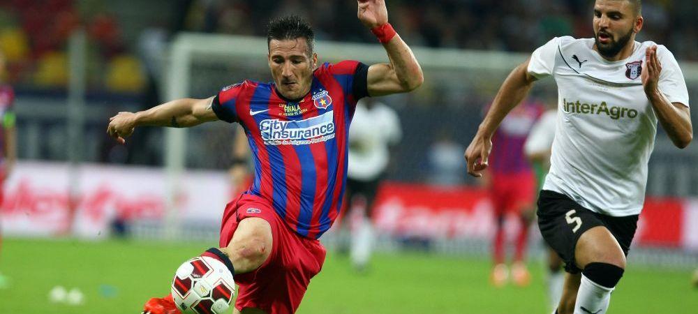 Piovaccari, atacantul de Champions League al Stelei? Anuntul surprinzator facut astazi de Argaseala: