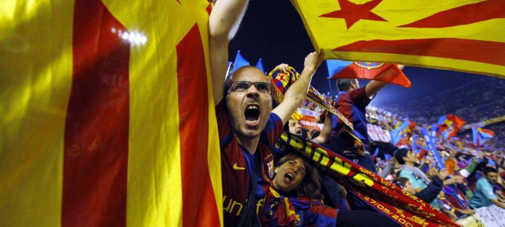 Serviciile Secrete din Spania dezvaluie: Barcelona se muta in campionatul Frantei! Catalanii cer independenta