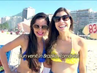 Magicienii din Iasi si brazilienii din Cluj au intrat in febra FINALEI! Cum s-au pregatit pentru meciurile de la Rio. VIDEO