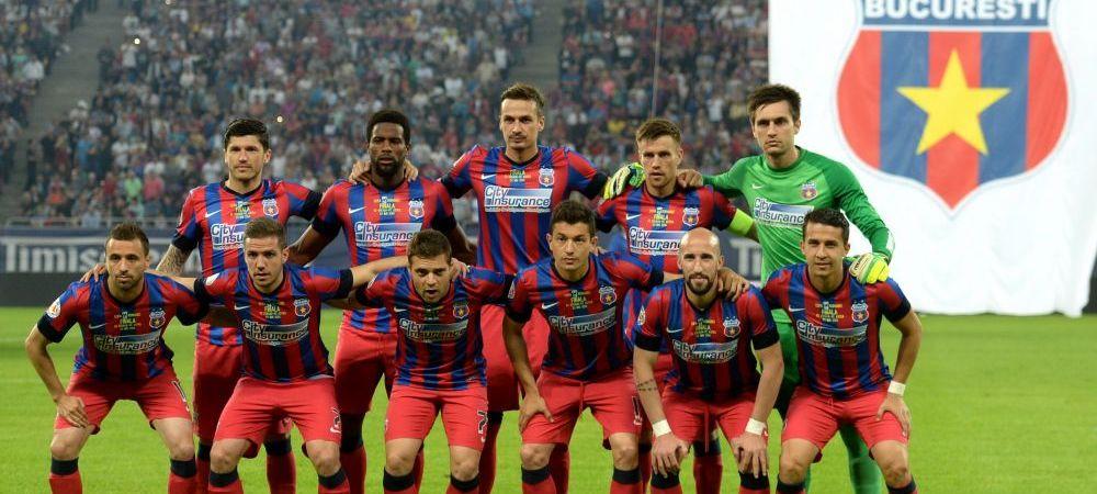 "Ce se va intampla cu Steaua dupa ""PRIMAVARA ARABA"". Incepe revolutia lui Galca: Cine iese din primul 11 si cum va arata echipa"
