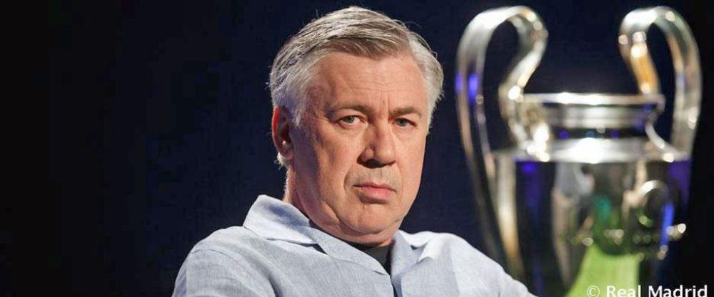 """Asta nu e o echipa de fotbal, e o religie mondiala!"" Ancelotti povesteste in premiera ce s-a intamplat la pauza finalei Ligii"