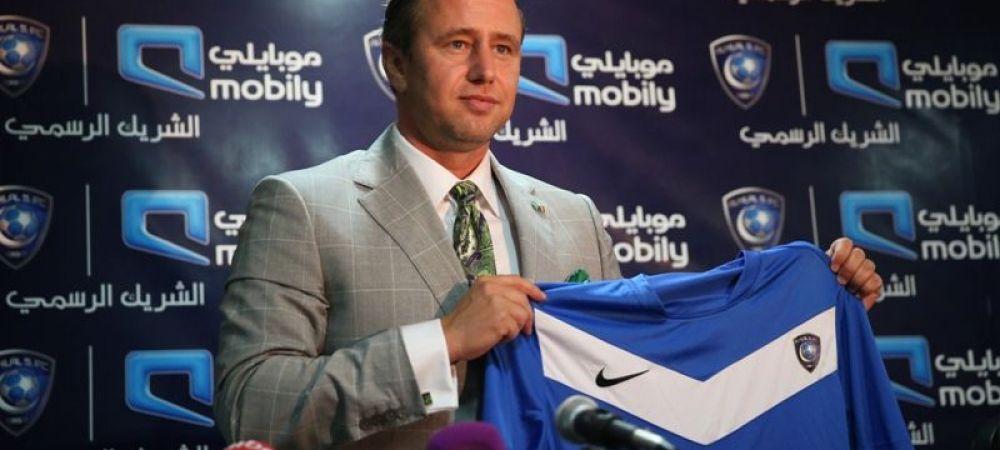 'Transfer de transfer' pentru Reghe la Al Hilal! Seicii i-au adus un atacant de la echipa lui Andone. Cand incepe munca in Arabia: