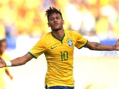 NEYMARTE! Neymar e extraterestrul Braziliei la Cupa Mondiala! Faze magice reusite in meciul cu Panama. VIDEO