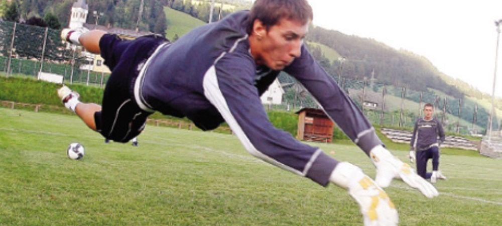 Salariul urias pe care Pantilimon il cere de la viitoarea sa echipa! S-ar putea bate cu Messi, Bale, Ronaldo si Neymar la anul