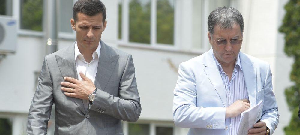 Explicatia bizara data de Argaseala! De ce NU investeste Steaua in transferuri din cele 37 mil € care i-au intrat in cont: