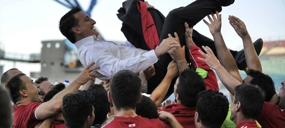 Sarbatoare nationala dupa ce Gibraltar a obtinut prima victorie din istoria sa! Au batut-o cu 1-0 pe Malta - vezi golul VIDEO