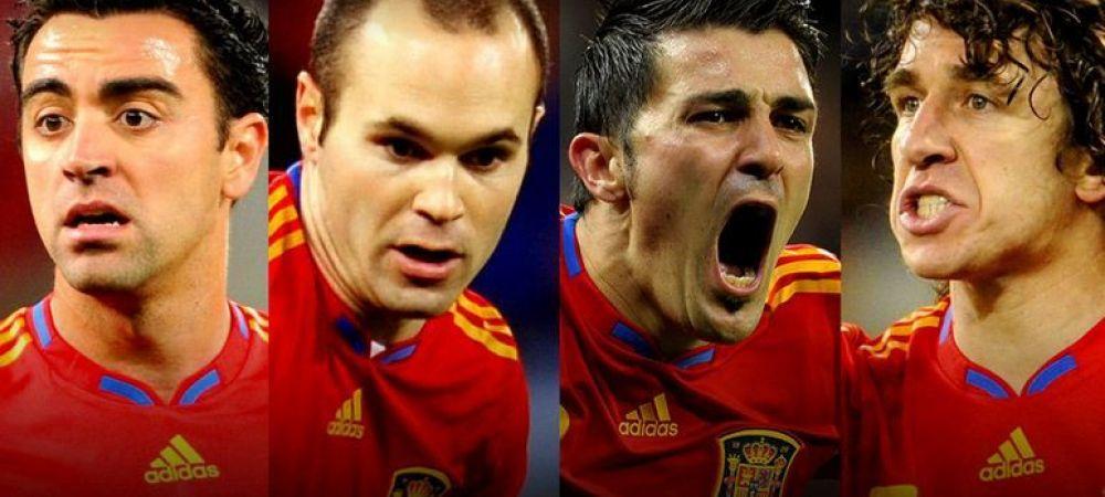 Ronaldo, Messi sau Neymar pot doar sa VISEZE la sumele astea! Cat incaseaza fiecare spaniol pentru titlul MONDIAL! Sume imense!