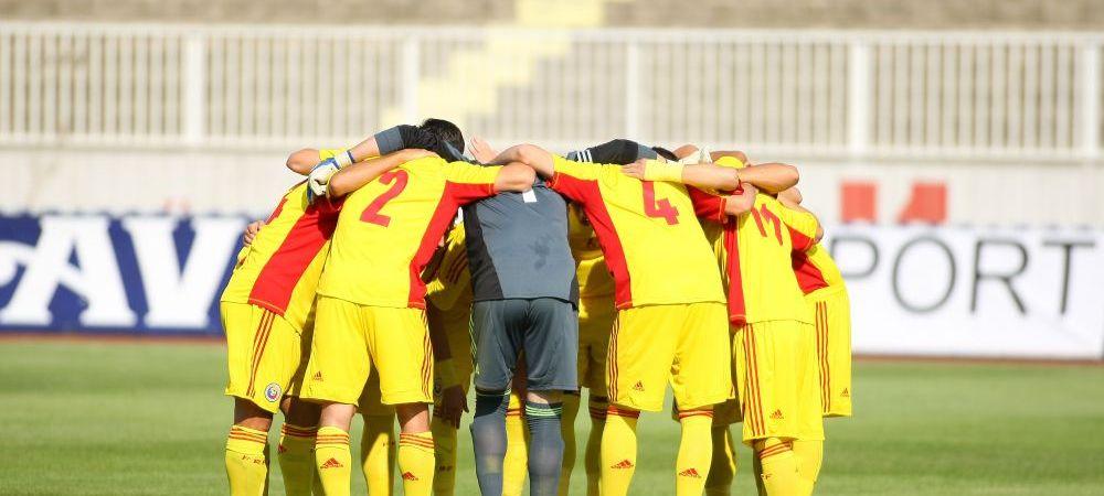 ACUM LIVE VIDEO Romania U 19 0-5 Austria U19! Turneul de elita pentru campionatul european