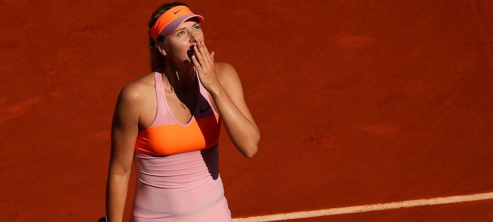 Cine e Maria Sharapova? Simona Halep are o MARE REVANSA de luat! Momentul pe care il asteapta de ani de zile: