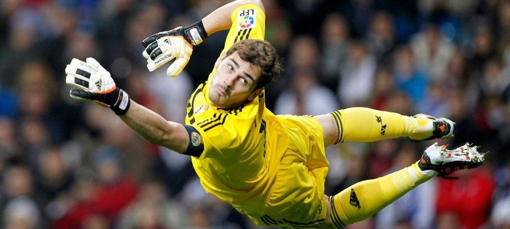 ACUM IN SPORT. Ce au ajuns sa faca brazilienii care au ratat mondialul | Arsenal vrea sa il ia pe Casillas de la Real