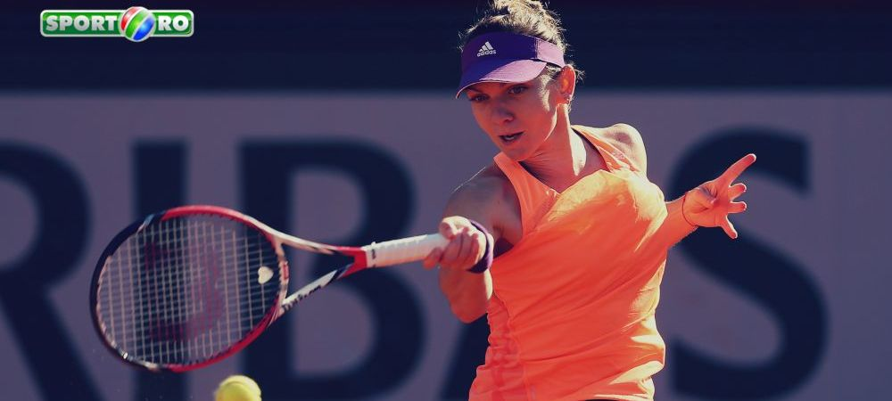 Million dollar baby! Cat a castigat Simona Halep pentru fiecare minut jucat la Roland Garros si cat ia daca o bate pe Sharapova: