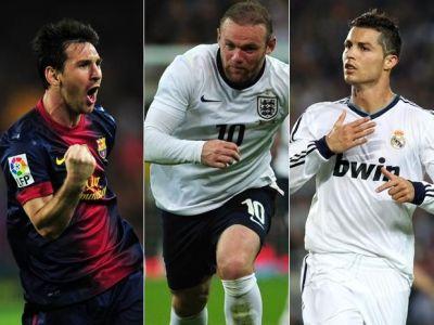 DEZAMAGIRE pentru Messi, Ronaldo sau Rooney! Sunt depasiti de jucatori anonimi la goluri marcate la Mondiale! Topul incredibil: