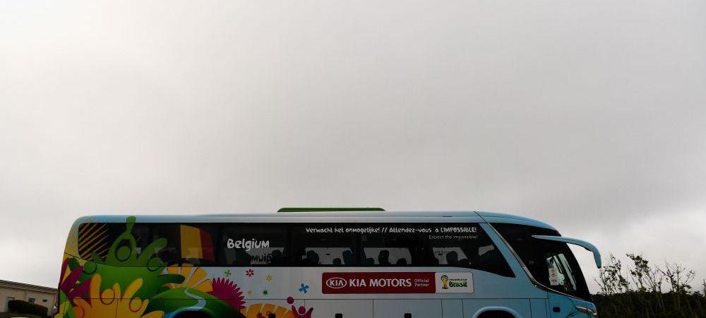 Belgia, cea mai avantajata echipa din Brazilia! O nationala va parcurge aproape 15.000km pentru cele 3 meciuri! INFOGRAFIC Bild