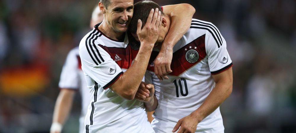 Messi WHO? :) La 35 de ani, Klose vrea sa fie VEDETA Mondialului, dupa ce a devenit golgheterul all-time al nationalei Germaniei
