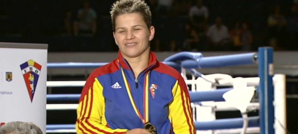 "AUR pentru Romania! Steluta Duta e Campioana Europeana: ""Urmeaza titlul mondial si medalie olimpica!"""