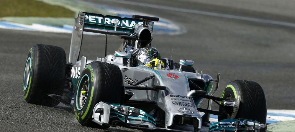 Nico Rosberg, in pole-position la Marele Premiu al Canadei! Vezi grila de start: