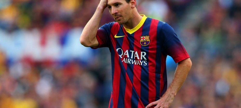 "Investigatia care il poate DISTRUGE pe Messi! Spaniolii anunta: ""Guarda Civil a gasit bani negri in meciurile de caritate"""