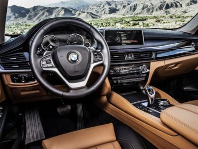 Au aparut primele imagini! Cum arata noua serie SPORT de la BMW X6 care va fi lansata anul acesta la Paris: FOTO