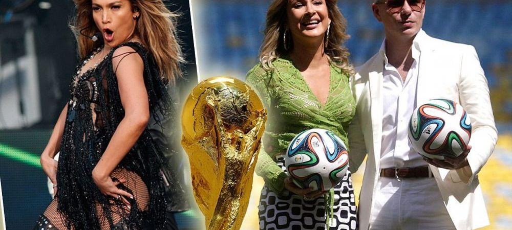 De ce nu va mai canta Jennifer Lopez la deschiderea Mondialului din Brazilia