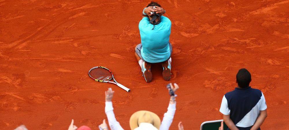 Performanta ISTORICA a lui Nadal! E primul jucator din lume care a reusit asa ceva! Djokovic, Federer sau Murray viseaza la asta!