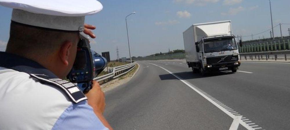 Politia a LUAT masuri! Ce s-a intamplat la km 20 pe Autostrada spre Constanta! NU s-a mai vazut asa ceva!