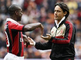 Seedorf a fost dat afara! AC Milan si-a anuntat azi noul antrenor. Pe cine a ales Berlusconi