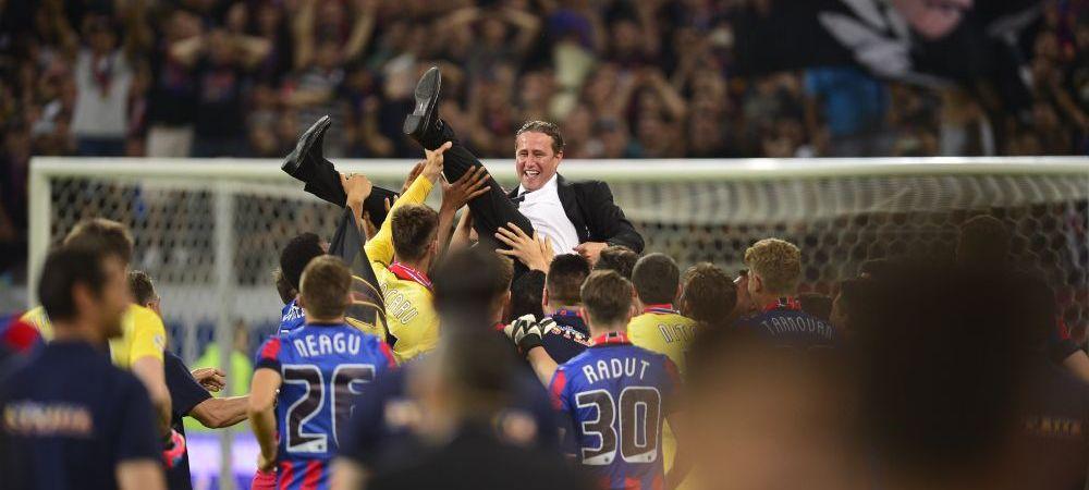 Reghe le-a cerut seicilor inca un transfer de la Steaua! Pe cine vrea NEAPARAT la Al Hilal