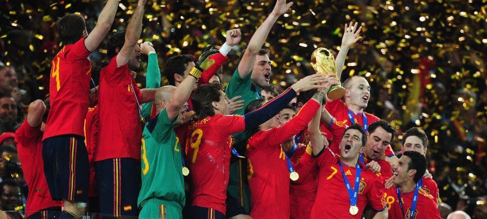 Mondialul, in cifre. Spania e mai valoroasa decat Germania si Brazilia, Messi e de 6 ori mai scump decat cea mai ieftina nationala