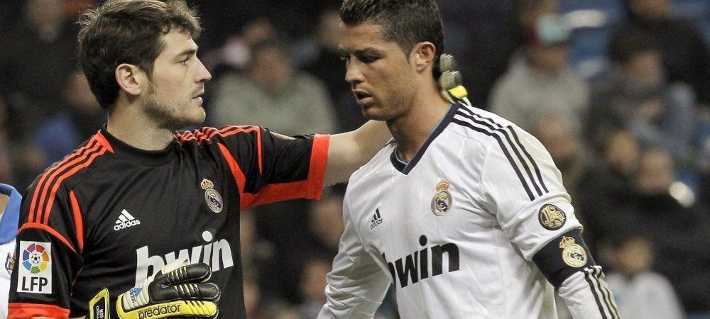 FieSTA la Madrid! Casillas s-a hotarat sa ramana la Real si sezonul viitor! Ce se intampla cu Cristiano Ronaldo