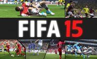 Mai real ca niciodata! Cum va arata FIFA 15, unul dintre cele mai tari simulatoare de fotbal: VIDEO