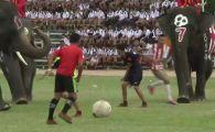 ACUM in Sport: Hazard si-a decis viitorul | VIDEO: Un pusti a jucat fotbal contra unor ELEFANTI | FOTO: Echipamentul lui United