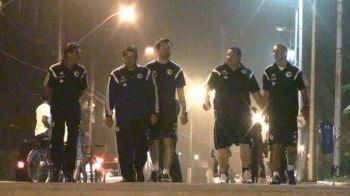 PANICA in Brazilia cu 2 zile inainte de Mondial! Antrenorul unei echipe a fost amenintat de 3 talhari inarmati! Ce s-a intamplat